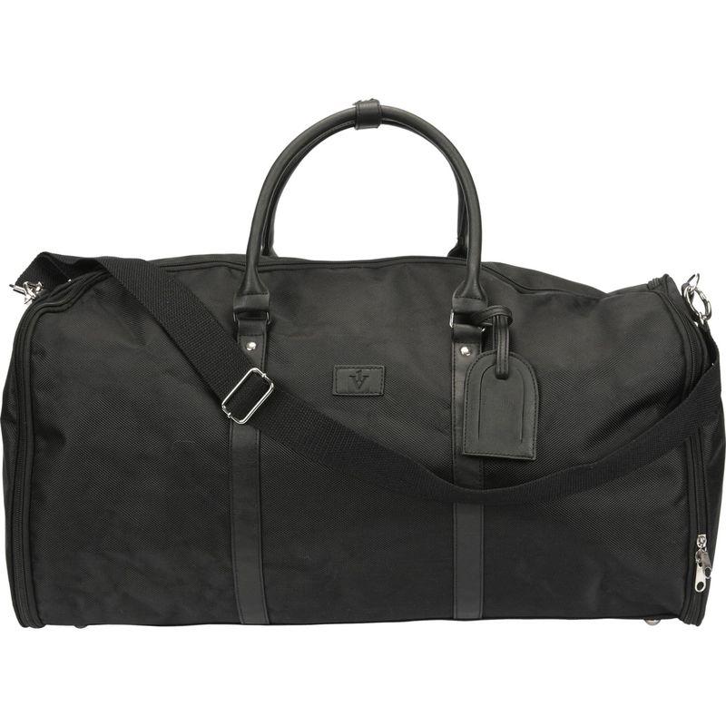 ワンボイス メンズ スーツケース バッグ The Weekender Charging Garment Bag Black
