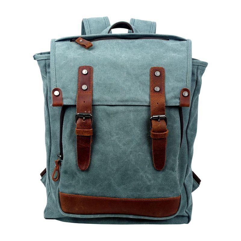 ティエスディー メンズ バックパック・リュックサック バッグ Discovery Backpack Teal