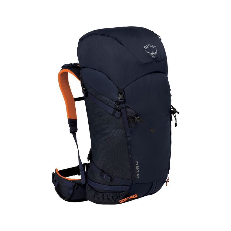 オスプレー メンズ バックパック・リュックサック バッグ Mutant 52 Climbing Pack Blue Fire M/L