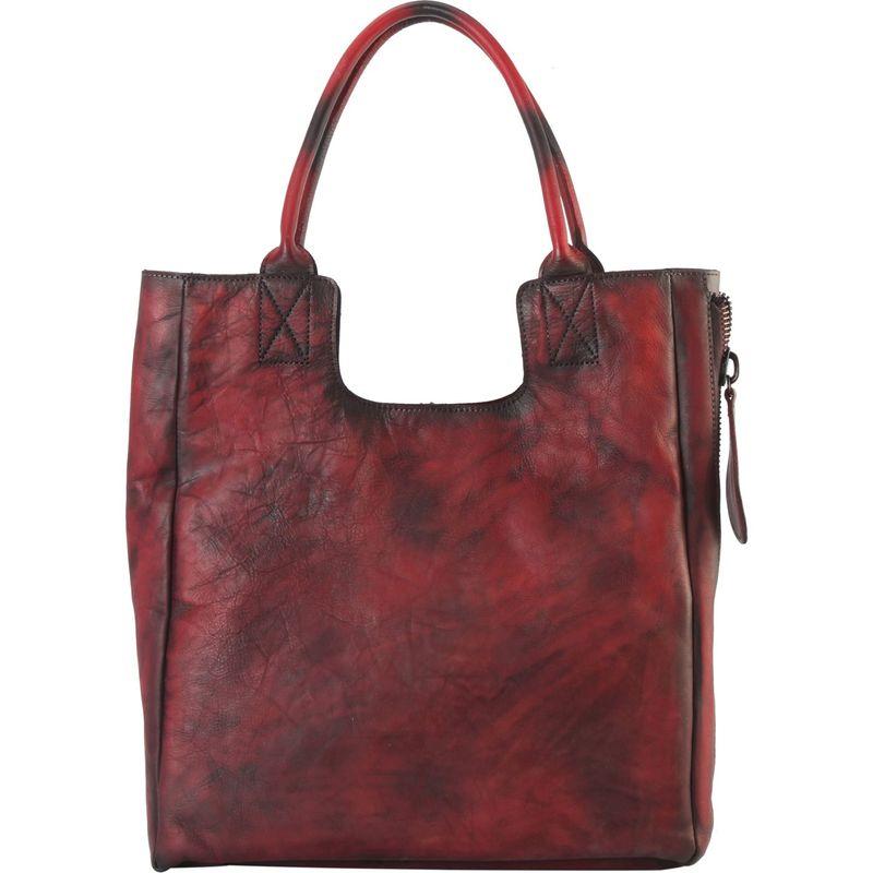 ディオフィ メンズ トートバッグ バッグ Archaistic Large Shopping Tote Red
