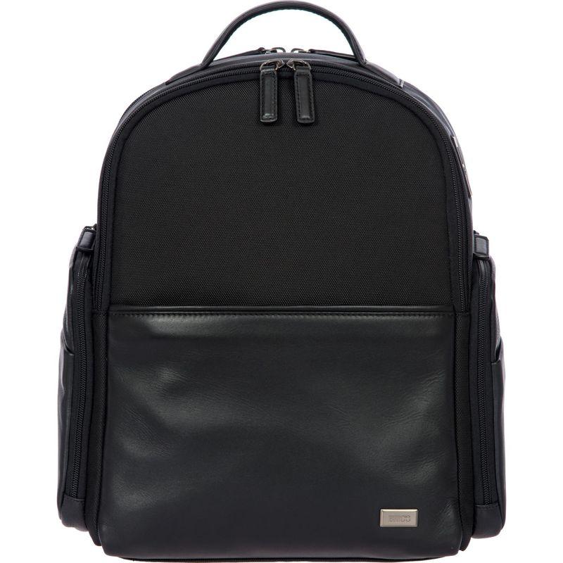 ブリックス メンズ スーツケース バッグ Monza Medium Business Laptop Backpack Black