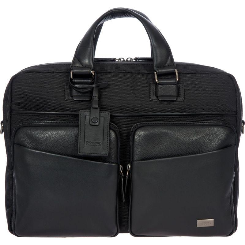 ブリックス メンズ スーツケース バッグ Monza Business Briefcase Black