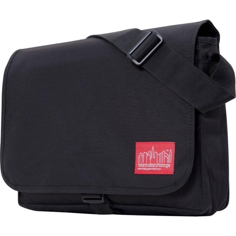 マンハッタンポーテージ メンズ ショルダーバッグ バッグ DJ Computer Bag Deluxe Black