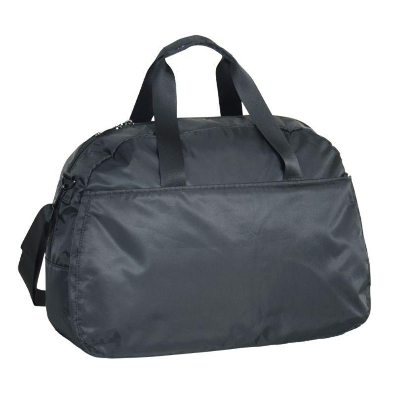ネットパック メンズ スーツケース バッグ Metro L Duffel Black