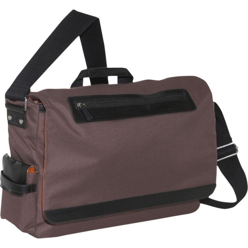 ニュオ メンズ スーツケース バッグ Mobile Field Bag Brown