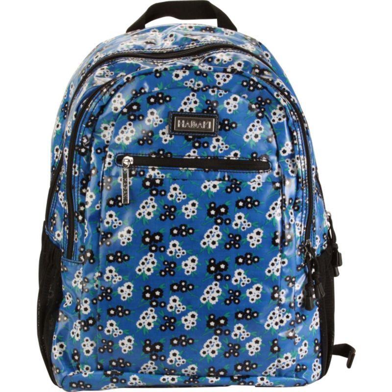 ハダキ メンズ バックパック・リュックサック バッグ Coated Cool Backpack Fantasia Floral