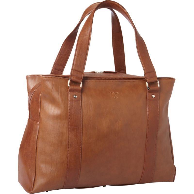 ウーメンインビジネス レディース スーツケース バッグ Francine Collection - Bond Street 17 Laptop Weekender Brown