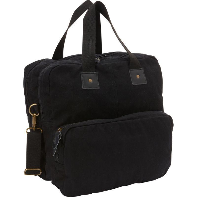 ヴァガボンドトラベラー メンズ スーツケース バッグ Tall Casual 15 Shoulder Bag Black