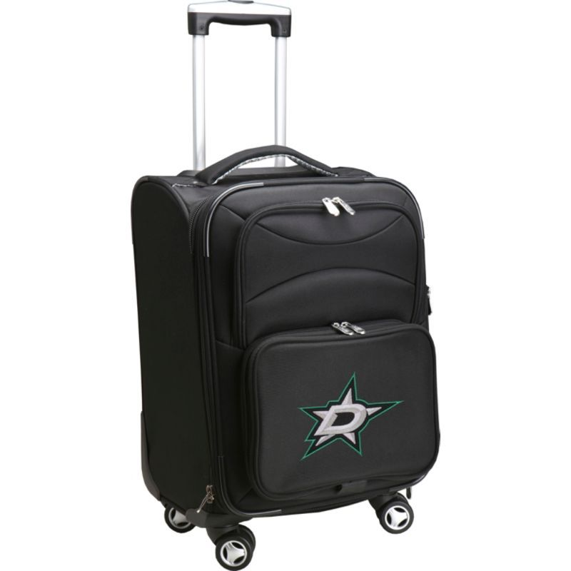 デンコスポーツ メンズ スーツケース バッグ NHL Dallas Stars 20 Domestic Carry-On Spinner Dallas Stars