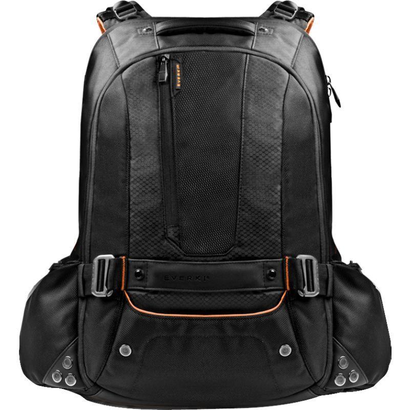 エバーキ メンズ スーツケース バッグ Beacon Laptop Backpack with Gaming Console Sleeve - 18 Black