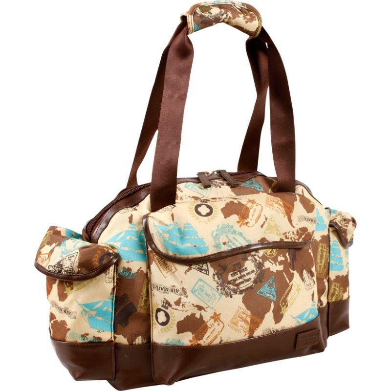 ジャイワールドニューヨーク メンズ スーツケース バッグ Deca Duffel Bag Atlas