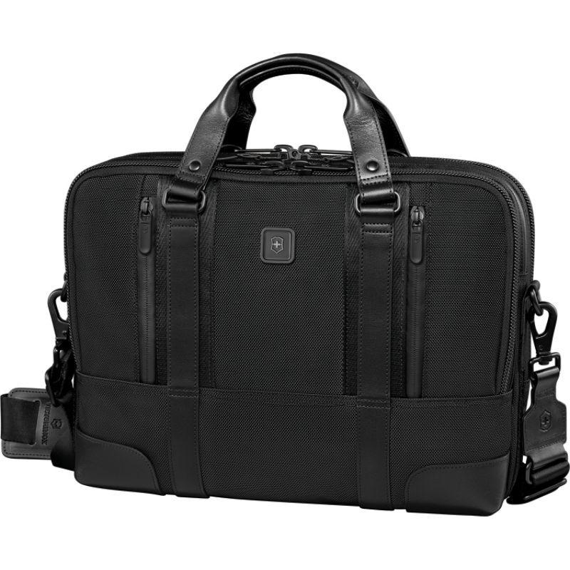 ビクトリノックス メンズ スーツケース バッグ Lexicon Professional LaSalle 13 Black