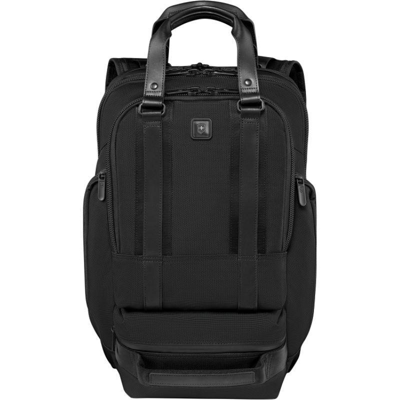 ビクトリノックス メンズ スーツケース バッグ Lexicon Professional Bellevue 15 Black