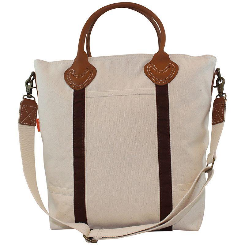 シービーステーション メンズ トートバッグ バッグ Flight Travel Bag Brown