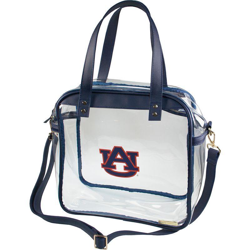 カプリデザイン メンズ トートバッグ バッグ Carryall NCAA Tote - Licensed Auburn