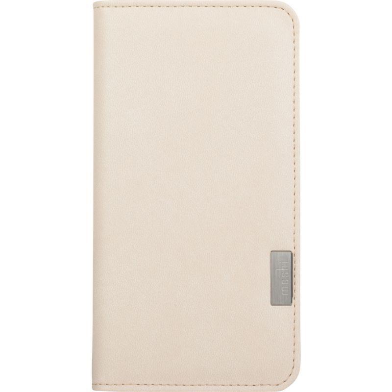 モシ メンズ PC・モバイルギア アクセサリー Overture iPhone 7 Wallet Case Beige