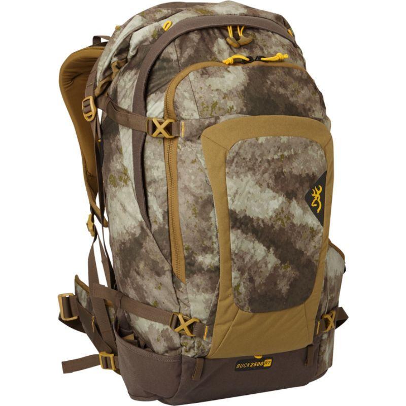 ブロウニング メンズ ボストンバッグ バッグ Buck 2500RT+ Day Pack A-TACS AU Camo
