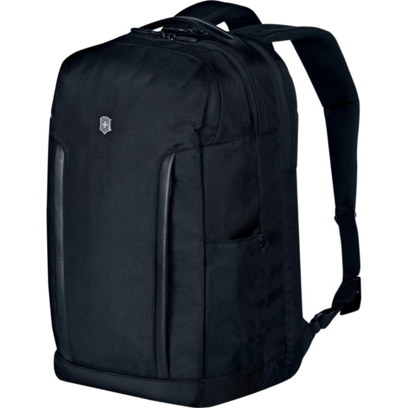 ビクトリノックス メンズ バックパック・リュックサック バッグ Altmont Professional Deluxe Travel Laptop Backpack Black