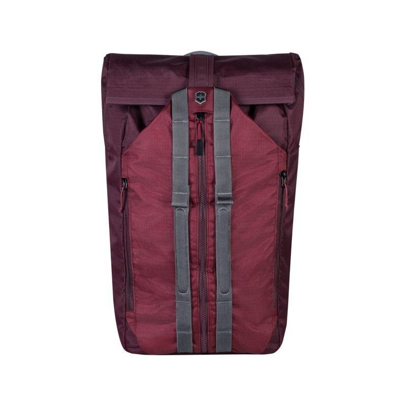 ビクトリノックス メンズ バックパック・リュックサック バッグ Altmont Active Deluxe Duffel Laptop Backpack Burgandy