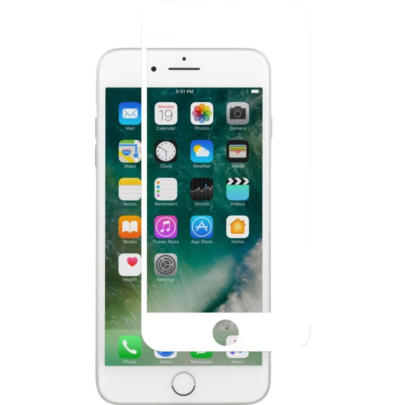 モシ メンズ PC・モバイルギア アクセサリー IonGlass gore iPhone 8/7 Plus White