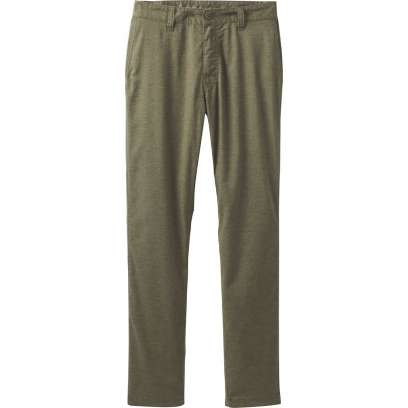プラーナ メンズ カジュアルパンツ ボトムス Furrow Pant 32 Inseam Cargo Green
