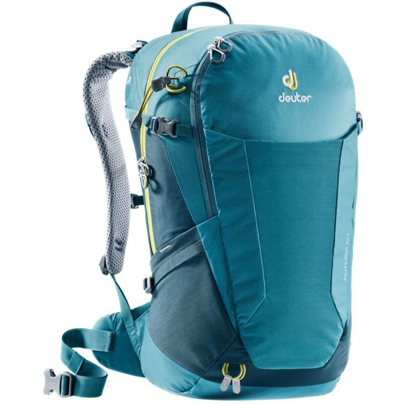 ドイター メンズ バックパック・リュックサック バッグ Futura 24 Hiking Pack Denim/Arctic(33880)