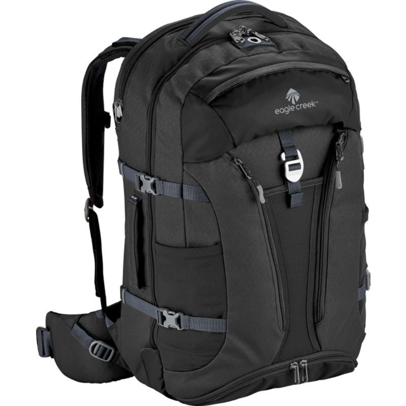 イーグルクリーク メンズ バックパック・リュックサック バッグ Global Companion 65L Backpack Black