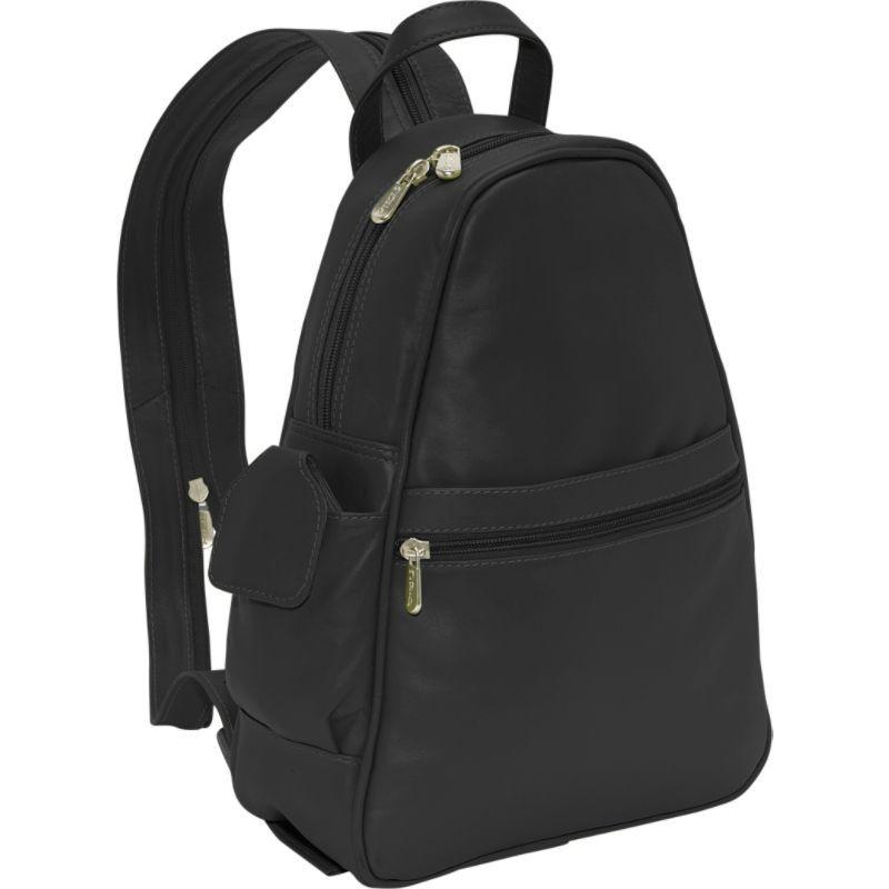ピエール メンズ ショルダーバッグ バッグ Tri-Shaped Sling Bag Black