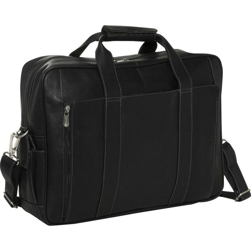 ピエール メンズ スーツケース バッグ Computer Briefcase Black