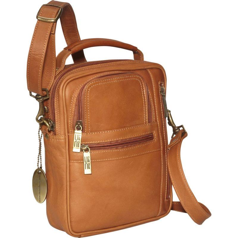 クレアーチャイス メンズ ショルダーバッグ バッグ Medium Man Bag Saddle