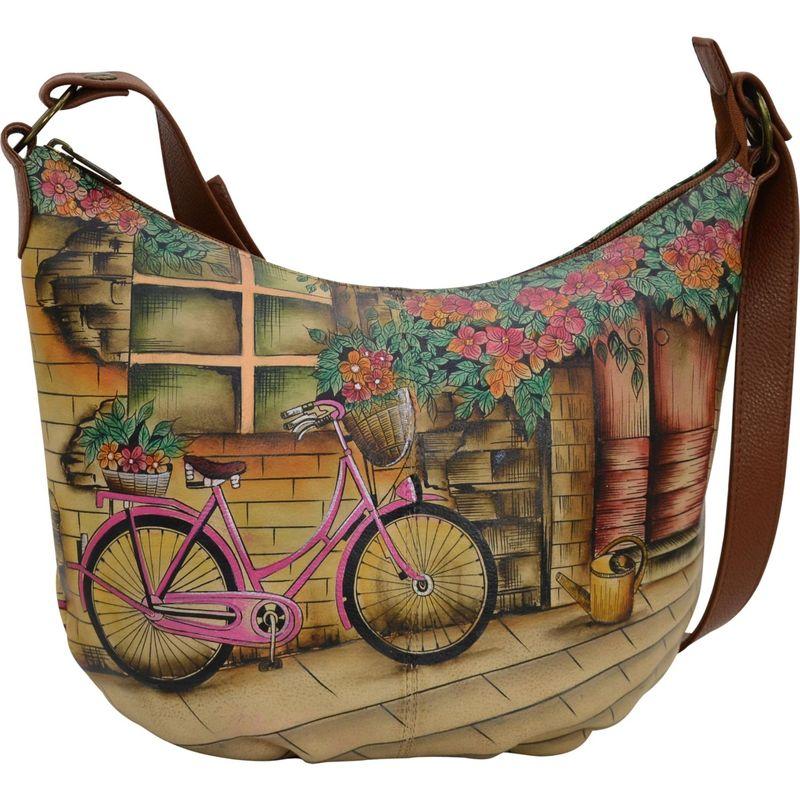 アヌシュカ メンズ ショルダーバッグ バッグ Medium Hobo Vintage Bike