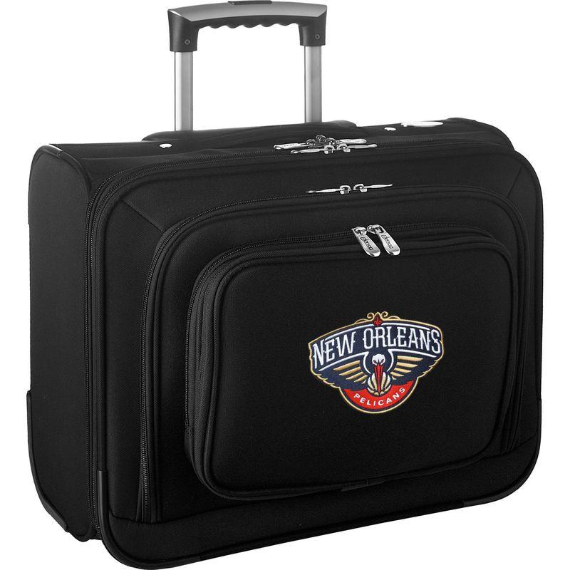 デンコスポーツ メンズ スーツケース バッグ NBA 14 Laptop Overnighter New Orleans Pelicans