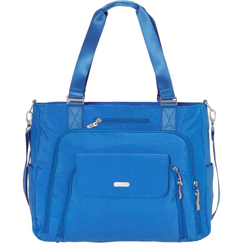 バッガリーニ メンズ スーツケース バッグ RFID Integrity Tote - Exclusive Azure Blue