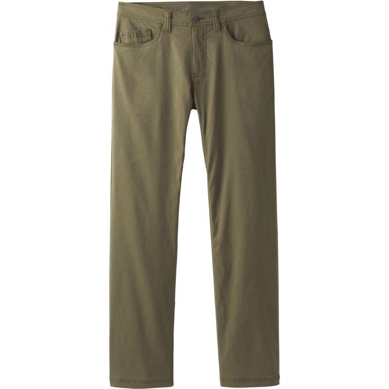 プラーナ メンズ カジュアルパンツ ボトムス Brion Pants - 32 Inseam Cargo Green