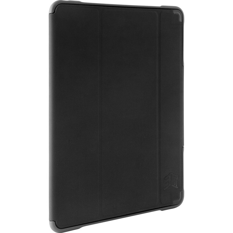 STMグッズ メンズ PC・モバイルギア アクセサリー Dux Drop Tested Case For 5th Generation iPad Black