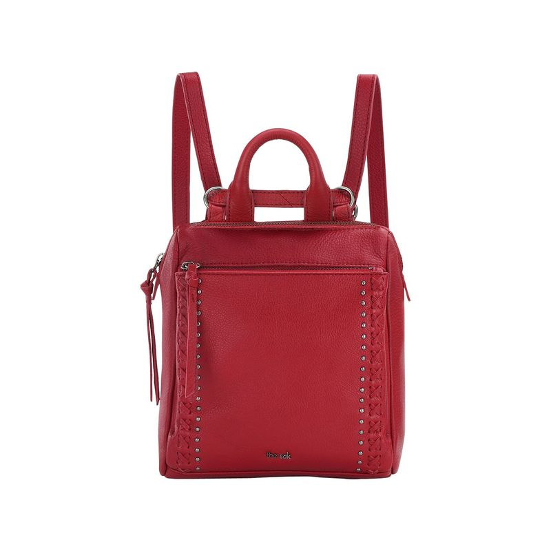 ザサック メンズ バックパック・リュックサック バッグ Loyola Mini Convertible Backpack Scarlet