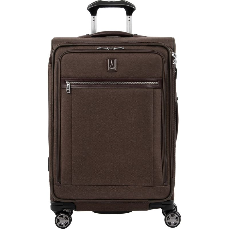 トラベルプロ メンズ スーツケース バッグ Platinum Elite 25 Expandable Spinner Rich Expresso