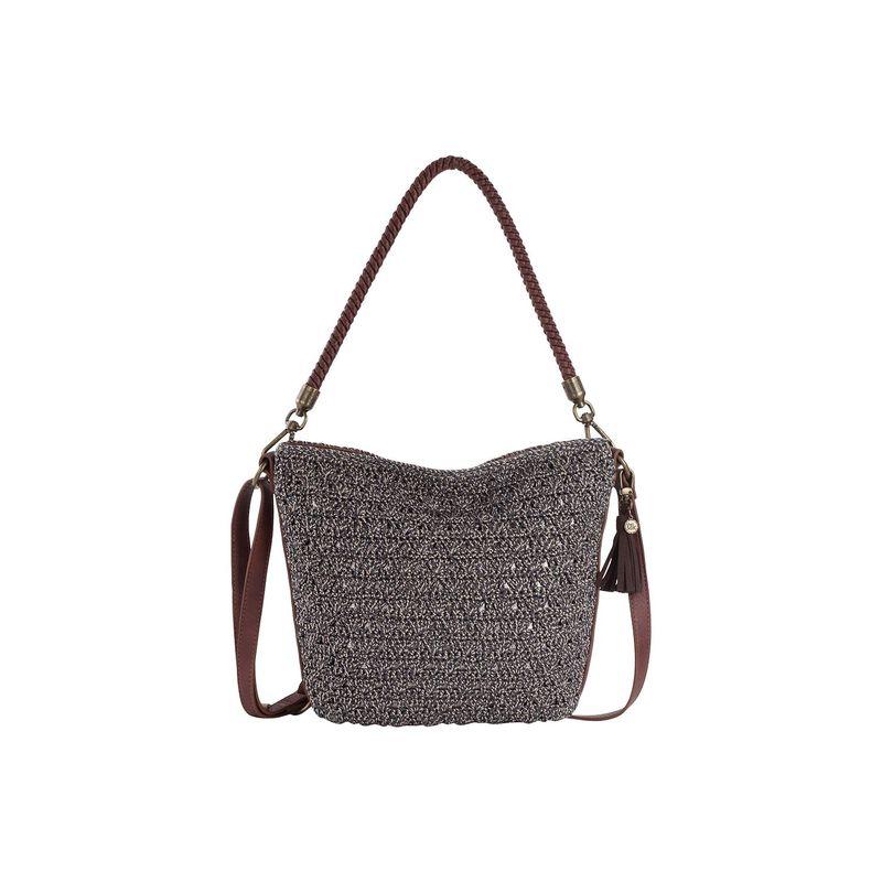 ザサック メンズ ボディバッグ・ウエストポーチ バッグ Fairmont Crochet Bucket Metallic Multi