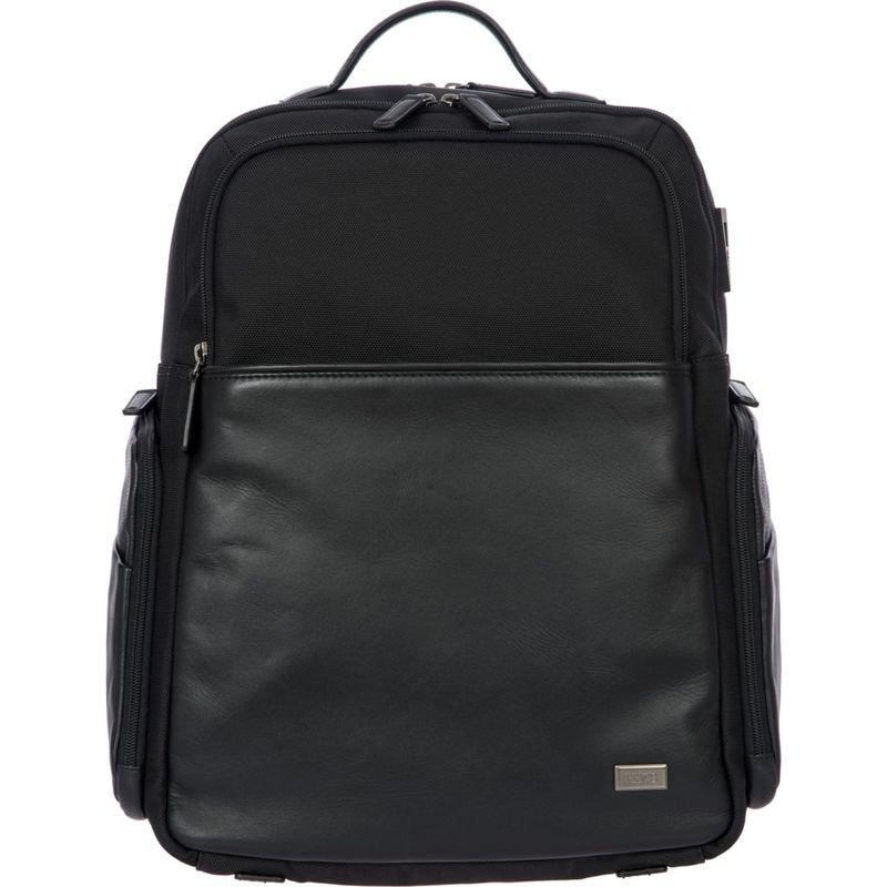 ブリックス メンズ スーツケース バッグ Monza Large Business Laptop Backpack Black