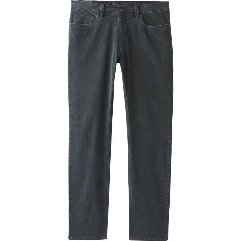 プラーナ メンズ カジュアルパンツ ボトムス Sustainer Cord Pant 32 Inseam Charcoal