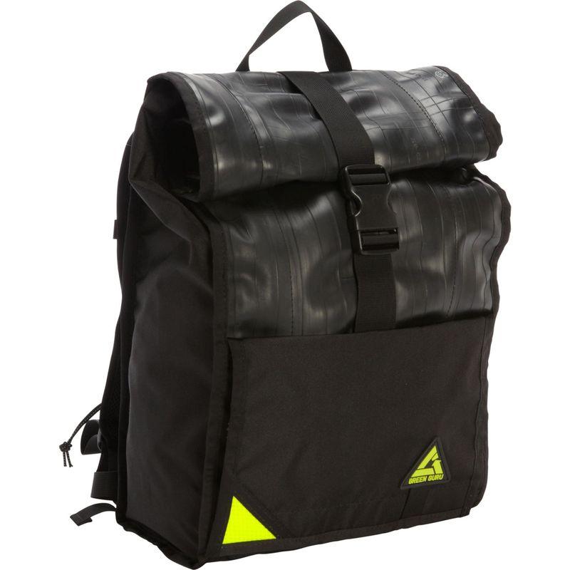 グリーングル メンズ バックパック・リュックサック バッグ Commuter Backpack Black