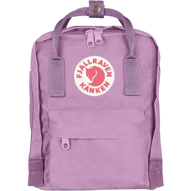 フェールラーベン メンズ バックパック・リュックサック バッグ Kanken Mini Backpack Orchid