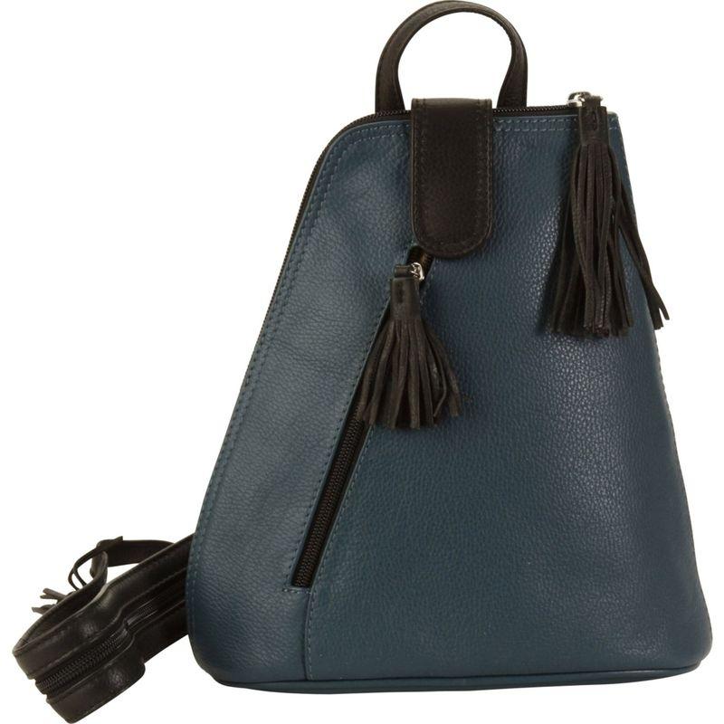 ハダキ メンズ バックパック・リュックサック バッグ Backpack Indian Teal