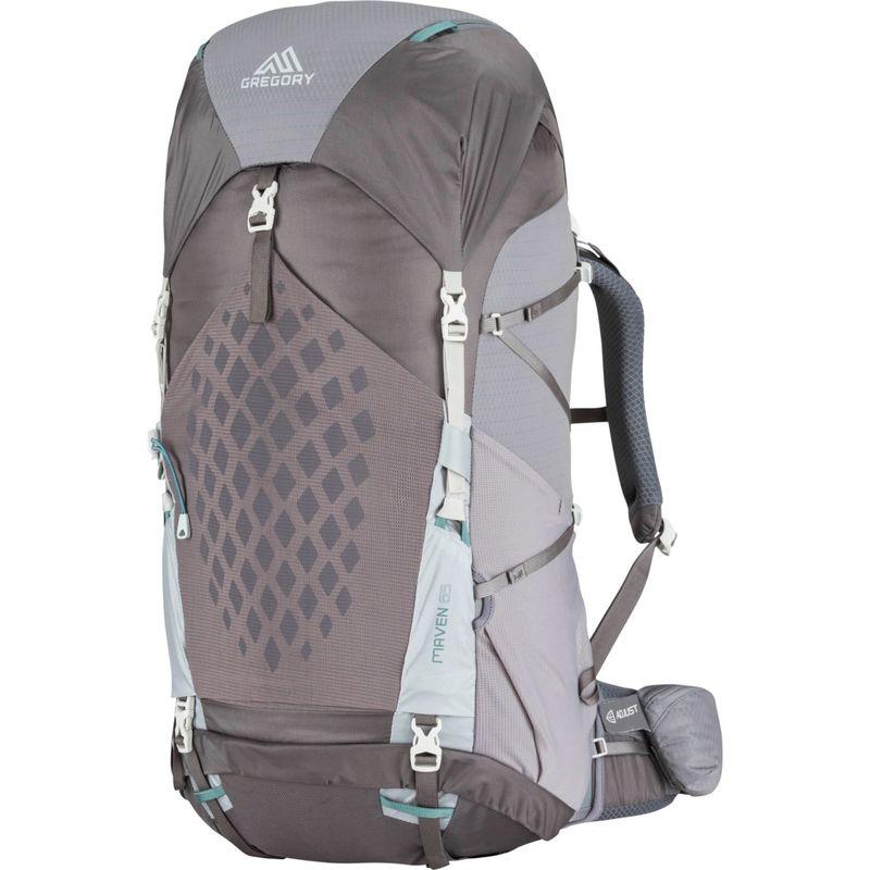 グレゴリー メンズ バックパック・リュックサック バッグ Maven 65 Hiking Backpack - Small/Medium Forest Grey