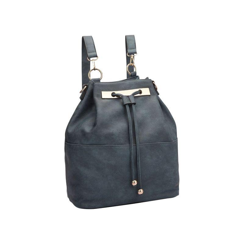 ダセイン メンズ バックパック・リュックサック バッグ Convertible Drawstring Bucket Backpack Blue