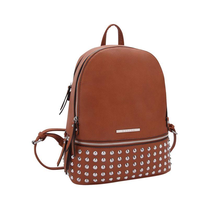 ダセイン メンズ バックパック・リュックサック バッグ Medium Studded Backpack Brown