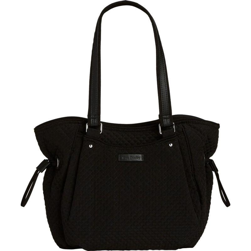 ベラブラッドリー メンズ トートバッグ バッグ Iconic Glenna Tote - Solids Classic Black