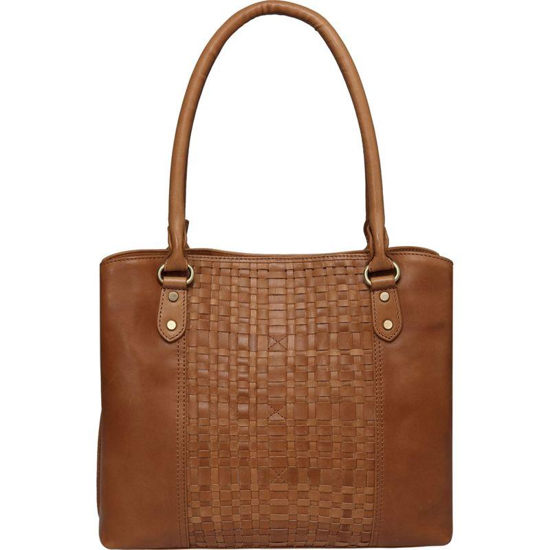 ビンセンゾレザー メンズ ショルダーバッグ バッグ Helen Vintage Leather Handbag Brown