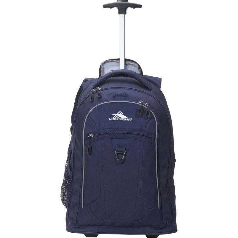 ハイシエラ メンズ バックパック・リュックサック バッグ Welter Wheeled Backpack Maritime