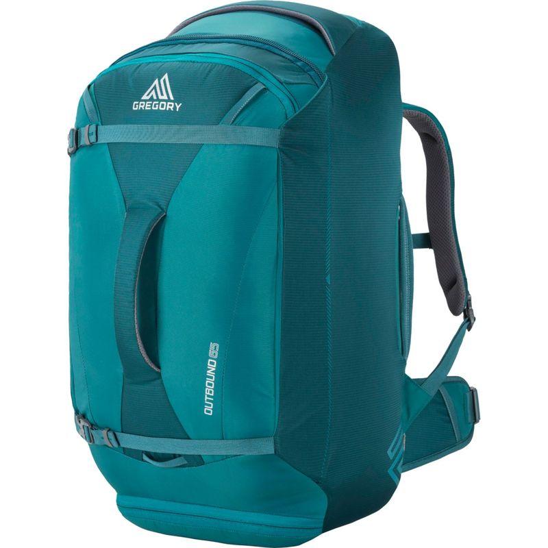 グレゴリー レディース バックパック・リュックサック バッグ Womens Proxy 65L Hiking Backpack Antigua Green